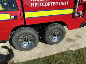 1978 Range Rover 6x6 wheel TACAR fire engine  For Sale (picture 6 of 9)