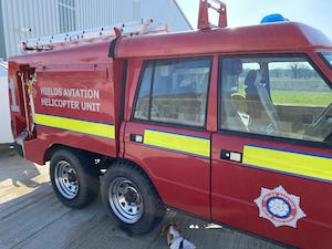 1978 Range Rover 6x6 wheel TACAR fire engine  For Sale (picture 7 of 9)