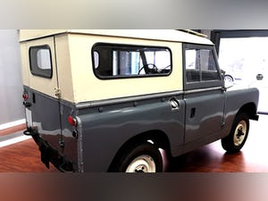 1961 Land Rover 88 For Sale (picture 8 of 12)