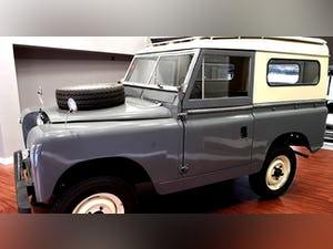 1961 Land Rover 88 For Sale (picture 12 of 12)