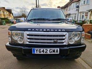 2001 Land Rover Range Rover P38 V8 4.0 *CHEAP* For Sale (picture 2 of 12)