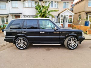 2001 Land Rover Range Rover P38 V8 4.0 *CHEAP* For Sale (picture 4 of 12)