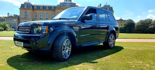 Picture of 2012 LHD RANGE ROVER SPORT, 3.0SDV6 HSE, LEFT HAND DRIVE For Sale