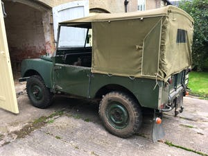 1949 Land rover series 1  ring pull lbg For Sale (picture 5 of 5)