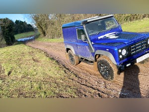 2002 Land Rover Defender 90 TD5 For Sale (picture 5 of 9)