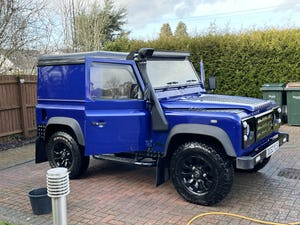 2002 Land Rover Defender 90 TD5 For Sale (picture 1 of 9)