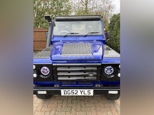 2002 Land Rover Defender 90 TD5 For Sale (picture 4 of 9)