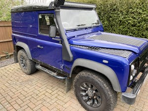 2002 Land Rover Defender 90 TD5 For Sale (picture 6 of 9)
