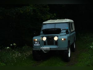 1968 Land Rover Series 2A Fully Restored 3.9 V8 For Sale (picture 4 of 12)