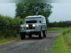 1968 Land Rover Series 2A Fully Restored 3.9 V8 For Sale (picture 5 of 12)