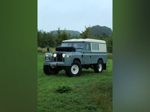 1968 Land Rover Series 2A Fully Restored 3.9 V8 For Sale (picture 7 of 12)