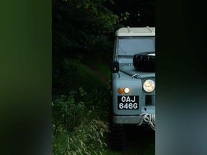 1968 Land Rover Series 2A Fully Restored 3.9 V8 For Sale (picture 8 of 12)
