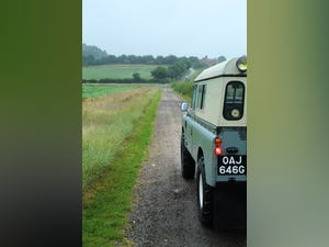 1968 Land Rover Series 2A Fully Restored 3.9 V8 For Sale (picture 9 of 12)