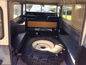 1968 Land Rover Series 2A Fully Restored 3.9 V8 For Sale (picture 12 of 12)