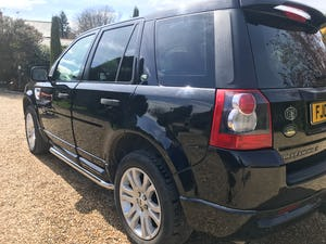 2009 Land Rover freelader 2 L.H.D Low mileage For Sale (picture 4 of 12)
