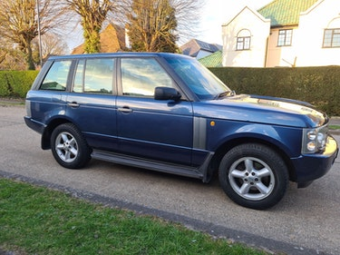 Picture of 2005 BEST EXAMPLE AVAILABLE FULL LANDROVER SERVICE HISTORY YRS MO For Sale