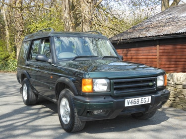 Picture of 1999 Land Rover Discovery 4.0i V8 ES Auto Series 2 + 83K For Sale