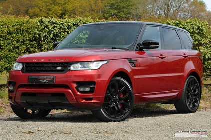Picture of 2014 Range Rover Sport Autobiography Dynamic SDV8 auto For Sale
