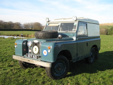Picture of 1959 Ex Military Series II Land Rover For Sale