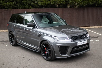 Picture of 2019/19 Range Rover Sport SVR For Sale