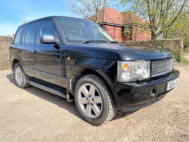 Picture of 2004 04/54 RANGE ROVER VOGUE 4.4V8 PETROL ONLY 77000M For Sale