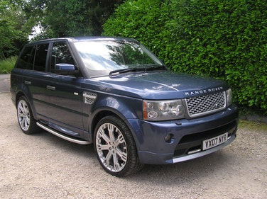 Picture of 2007 hawke edt  Land Rover Range Rover Sport 3. 6 TD V8 HSE  auto For Sale