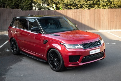 Picture of 2018/68 Range Rover Sport HSE Dynamic SDV6 For Sale