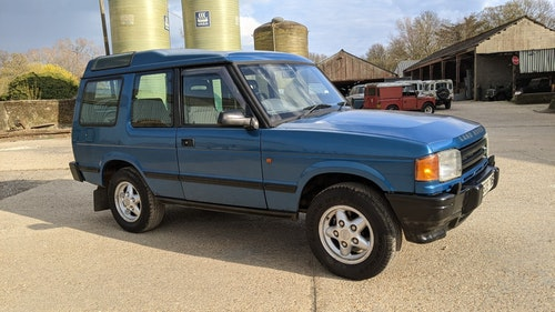 Picture of 1997 Discovery 300TDi Manual For Sale