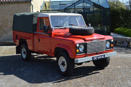 Picture of 1983 Land Rover 110 Defender Pick-up For Sale