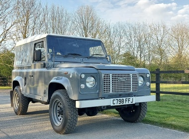 Picture of 1986 Land Rover Defender 90 Heritage #HUE166 Style 300TDi For Sale