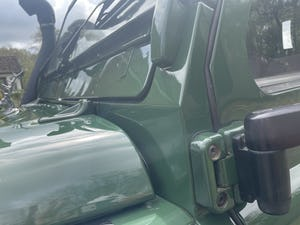 2002 Land Rover Defender 90 TD5 Soft Top For Sale (picture 8 of 9)