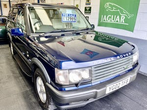 2002 Range Rover P38 4.0 Vogue Auto - Showroom Mint! 55k Miles For Sale (picture 1 of 12)