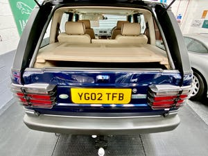 2002 Range Rover P38 4.0 Vogue Auto - Showroom Mint! 55k Miles For Sale (picture 3 of 12)