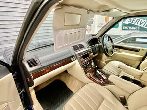 2002 Range Rover P38 4.0 Vogue Auto - Showroom Mint! 55k Miles For Sale (picture 5 of 12)