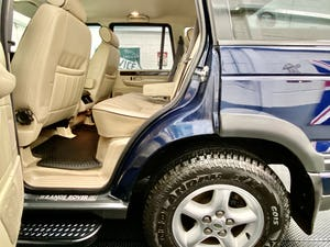 2002 Range Rover P38 4.0 Vogue Auto - Showroom Mint! 55k Miles For Sale (picture 8 of 12)