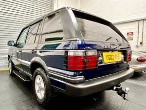 2002 Range Rover P38 4.0 Vogue Auto - Showroom Mint! 55k Miles For Sale (picture 11 of 12)