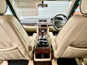 2002 Range Rover P38 4.0 Vogue Auto - Showroom Mint! 55k Miles For Sale (picture 12 of 12)
