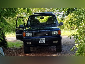 1995 Range Rover P38a Improved over 6 years For Sale (picture 1 of 10)