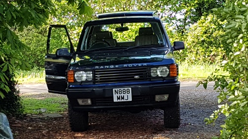 Picture of 1995 Range Rover P38a Improved over 6 years For Sale
