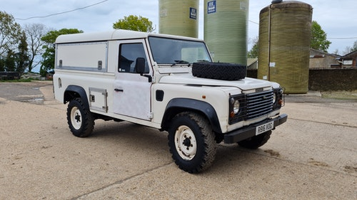 Picture of 1998 Land Rover 110 Defender 300TDi R816VOG The Bourne Stock For Sale