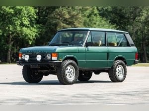 1991 Land Rover Range Rover 2 Door SUV Custom LS3 many mods For Sale (picture 1 of 12)