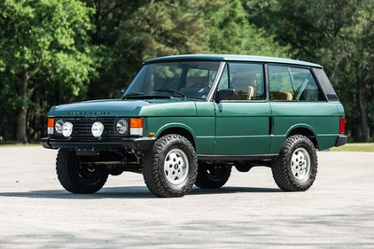 Picture of 1991 Land Rover Range Rover 2 Door SUV Custom LS3 many mods For Sale