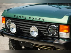 1991 Land Rover Range Rover 2 Door SUV Custom LS3 many mods For Sale (picture 2 of 12)