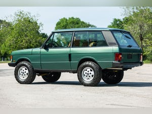 1991 Land Rover Range Rover 2 Door SUV Custom LS3 many mods For Sale (picture 3 of 12)