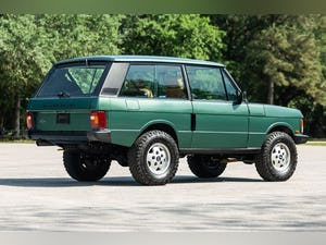 1991 Land Rover Range Rover 2 Door SUV Custom LS3 many mods For Sale (picture 4 of 12)