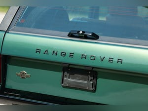 1991 Land Rover Range Rover 2 Door SUV Custom LS3 many mods For Sale (picture 5 of 12)
