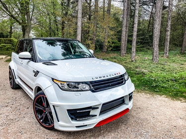 Picture of 2014 Full Lumma Style Wide Arch Range Rover Sport TDV6 Diesel For Sale