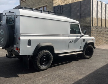 Picture of 2013 Superb Land Rover 110 Hard Top For Sale