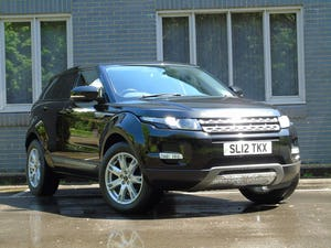 2012 Land Rover Range Rover Evoque 2.2 TD4 Pure AWD 5dr For Sale (picture 1 of 19)