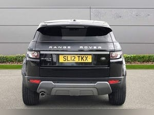 2012 Land Rover Range Rover Evoque 2.2 TD4 Pure AWD 5dr For Sale (picture 3 of 19)